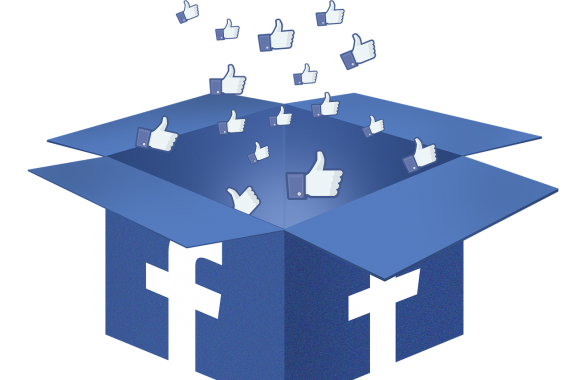 Captivating Facebook Fan page